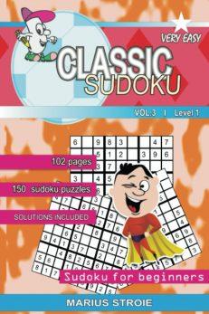 Classic Sudoku - very easy nr.3