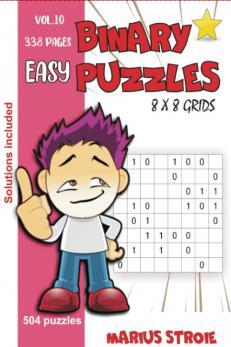 Binary Puzzles – easy – nr. 10