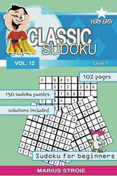 Classic Sudoku – very easy – nr.12