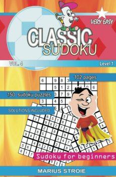 ClassicSudoku - very easy - nr.4