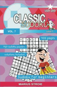 Classic Sudoku – very easy – nr. 7