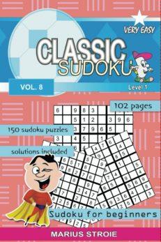 Classic Sudoku – very easy – nr. 8