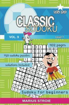Classic Sudoku – very easy – nr. 9