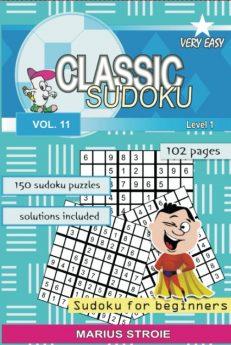 Classic Sudoku – very easy – nr.11