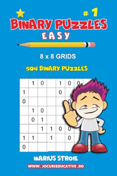 Binary Puzzles - easy , nr. 1