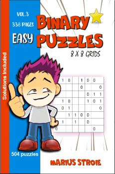 Binary Puzzles – easy – nr. 3