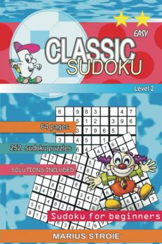 Classic Sudoku - easy - nr.1