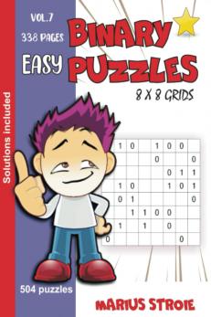 Binary Puzzles – easy – nr. 7