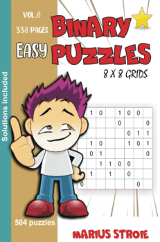 Binary Puzzles – easy – nr. 8