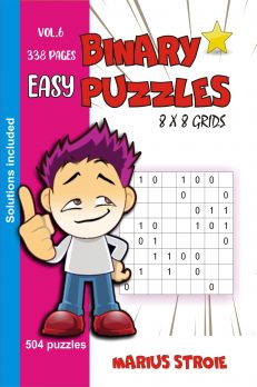 Binary Puzzles – easy – nr. 6