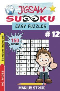 Jigsaw Sudoku - easy - nr.12