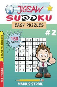 Jigsaw Sudoku - easy, nr.2