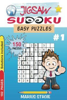 Jigsaw Sudoku - easy, nr.1