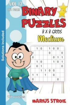 Binary Puzzles – medium – nr. 12