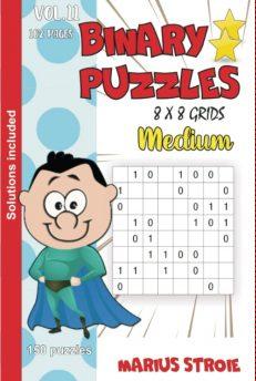 Binary Puzzles – medium – nr. 11