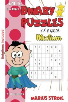 Binary Puzzles – medium – nr. 10