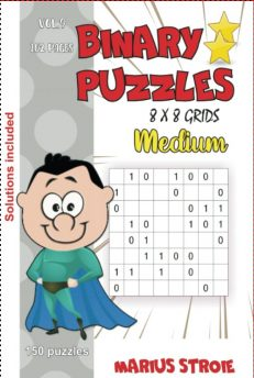 Binary Puzzles – medium – nr. 9