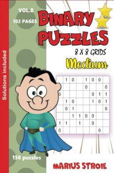Binary Puzzles – medium – nr. 8