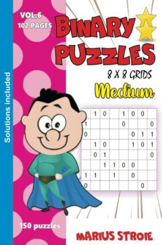 Binary Puzzles – medium – nr. 6