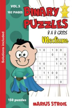 Binary Puzzles – medium – nr. 5
