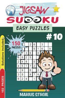 Jigsaw Sudoku - easy, nr.10