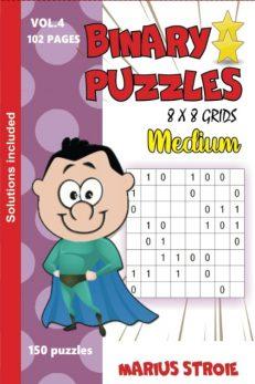 Binary Puzzles – medium – nr. 4