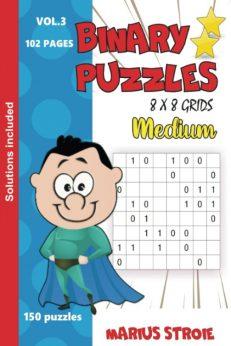 Binary Puzzles – medium – nr. 3