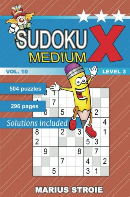 Sudoku X -medium - nr.10