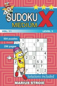 Sudoku X -medium - nr.11