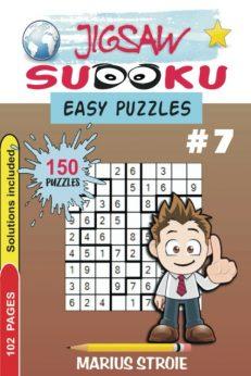 Jigsaw Sudoku - easy - nr. 7