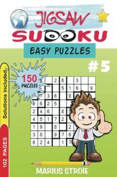 Jigsaw Sudoku - easy, nr.5