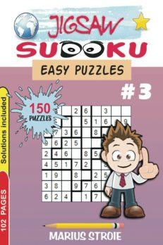 Jigsaw Sudoku - easy, nr.3