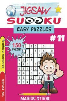 Jigsaw Sudoku - easy - nr.11
