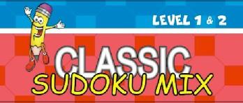 Classic Sudoku Mix