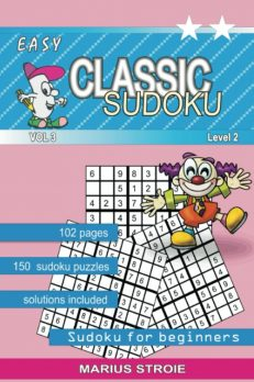 Classic Sudoku – easy – nr.3