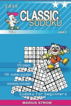 Classic Sudoku – easy – nr.4