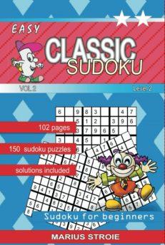 Classic Sudoku – easy – nr. 2